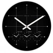 Sieninis laikrodis Nextime 214zw Interjero laikrodžiai