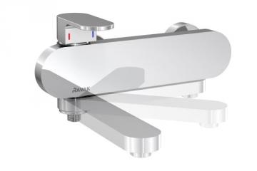 Sieninis maišytuvas Ravak Chrome, voniai/dušui CR 022.00/150 Shower faucets