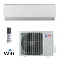 Sieninis oro kondicionierius - šilumos siurblys ICY Inverter CH-S18FTXTB2S-W Šilumos siurbliai, kondicionieriai
