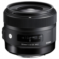 Sigma EX 30mm F1.4 DC HSM for Canon