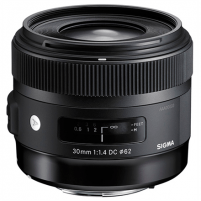 Sigma EX 30mm F1.4 DC HSM for Nikon