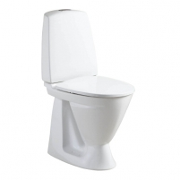 SIGN paaukštintas kombinuotas unitazas, vertical, 2/4 ltr. Fresh WC funkcija