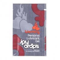 Šildantis lubrikantas-kremas Džiaugsmo lašai (5ml)