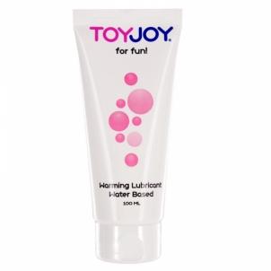 Šildantis lubrikantas ToyJoy Linksmybėms (100 ml) Lubrikantai