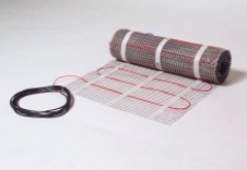 Šildymo kabelių kilimėlis devimat DSVF-150, 1350W, 9m Šildymo kilimėliai