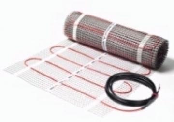 Šildymo kabelių kilimėlis devimat DTIF-150, 150W, 1m Šildymo kilimėliai