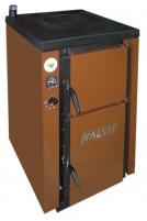 Šildymo katilas KALVIS 4B-1 Cietā kurināmā apkures katli