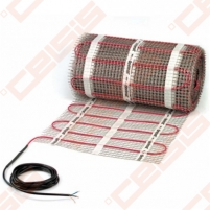 Šildymo kilimėlis Devicomfort 100T (DTIR), 100W, 1m² (0,5 x 2m), vienpusis pajungimas