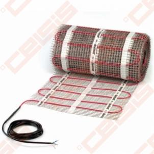 Šildymo kilimėlis Devicomfort 100T (DTIR), 200W, 2m² (0,5 x 4m), vienpusis pajungimas