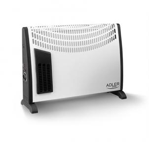 Šildytuvas Adler AD7705, White Konvekciniai šildytuvai