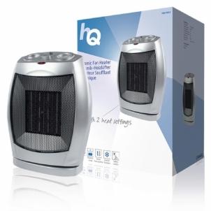 Šildytuvas Ceramic Fan Heater 750 & 1500 W Grey Ventiliatoriniai sildītāji
