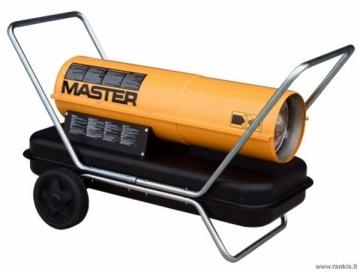 Šildytuvas Master B150 CED Pramoniniai šildytuvai, drėgmės surinkėjai