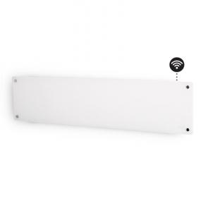 Šildytuvas Mill Glass AV800LWIFI, baltas Elektriniai radiatoriai