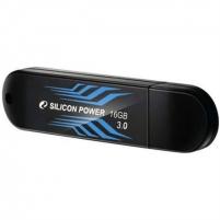 SILICON POWER 16GB, USB 3.0 FlASH DRIVE, BLAZE SERIES B10, BLUE