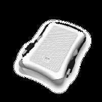 SILICON POWER 1TB, PORTABLE HARD DRIVE ARMOR A30, USB 3.0, WHITE Išoriniai kietieji diskai