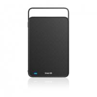 SILICON POWER 2TB, EXTERNAL HARD DRIVE STREAM S06, 3.5''; USB3.0, BLACK Išoriniai kietieji diskai