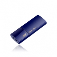 SILICON POWER 64GB, USB 3.0 FlASH DRIVE, BLAZE SERIES B05, DEEP BLUE Flash atmiņas