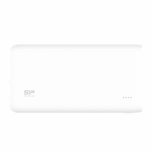 Silicon Power S200 Power Bank 20000mAH, dual output USB, LED, White Išorinės baterijos (Power bank)