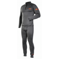 Šilti Apatiniai NORFIN Winter Line Gray M Dydis Fishing underwear clothes