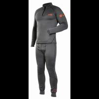 Šilti Apatiniai NORFIN Winter Line Gray XL Dydis Fishing underwear clothes