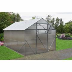 Greenhouse CLASSIC (20 m2) 2500x8000x2200 su 6 mm PK danga
