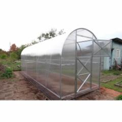Greenhouse Dvūška 2000x8000x6mm (16m2)