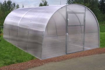 Greenhouse MASTER25C 3000x8000x2100 su 6mm (galai surinkti,suvirinti) Greenhouses