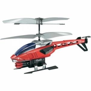 Silverlit Heli Blaster sraigtasparnis su distanciniu valdymu (84514) Sraigtasparniai vaikams