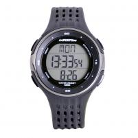 Širdies ritmo matuoklis - laikrodis inSPORTline Diverz, Spalva juoda-raudona Asinsspiediena metri