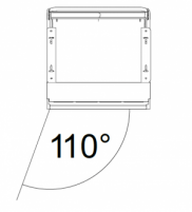 Šiukšliadėžė FRANKE Cube 50, automatinis atidarymas, 14l.+2x8l. Kitchen trash cans