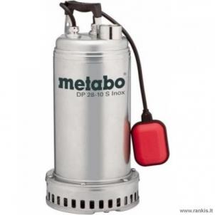 Siurblys Metabo DP 28-10 S Inox