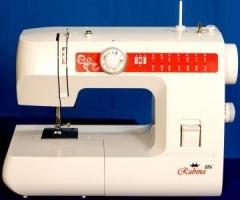 Siuvimo mašina RUBINA KP886 Siuvimo mašinos