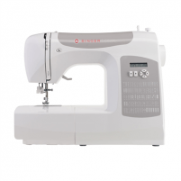 Siuvimo mašina Singer Sewing Machine C5205 Number of stitches 80, Number of buttonholes 1, White