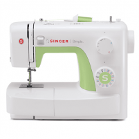 Sewing machines Singer Sewing Machine Simple 3229 Number of stitches 31, Number of buttonholes 1, White/Green
