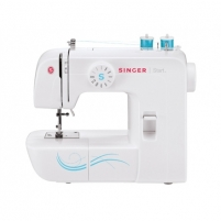 Siuvimo mašina Singer Sewing machine START 1306 White, Number of stitches 6, Number of buttonholes 4 Швейные машины