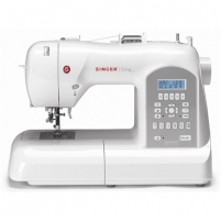 Sewing machines Singer SMC 8770 Curvy White Sewing machines