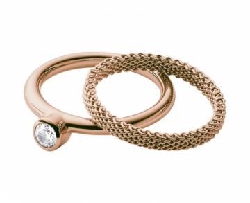 Skagen žiedai SKJ0852791 (Dydis: 53 mm)