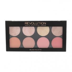 Skaistalai Makeup Revolution London Blush Palette Cosmetic 13g Palette 8 blushes, Shade Blush Goddess