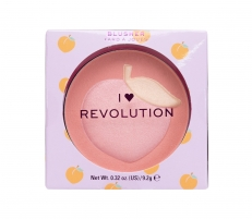Skaistalai Makeup Revolution London I Heart Revolution Peach Fruity Blusher Blush 9,2g Румяна для лица