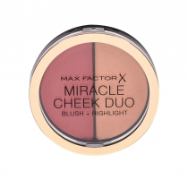 Skaistalai Max Factor Miracle Cheek Duo 30 Dusky Pink & Copper Blush 11g Skaistalai veidui