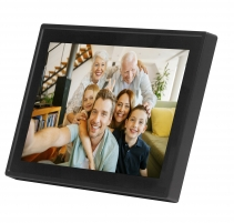 Skaitmeninis foto rėmelis Denver PFF-1011 black Digital photo frames