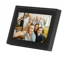 Skaitmeninis foto rėmelis Denver PFF-711 black Digital photo frames