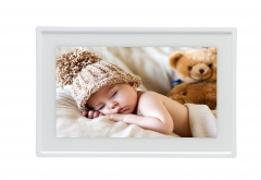 Skaitmeninis foto rėmelis Denver PFF-711 white Digital photo frames
