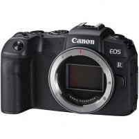 Skaitmeninis fotoaparatas Canon EOS RP Body black Skaitmeniniai fotoaparatai
