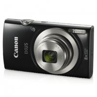 "Skaitmeninis fotoaparatas Canon IXUS 185 Compact camera, 20 MP, Optical zoom 8 x, Digital zoom 4 x, Image stabilizer, ISO 800, Display diagonal 2.7 "", Focus TTL, Video recording, Lithium-Ion (Li-Ion), Black"
