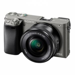 Skaitmeninis fotoaparatas ILCE-6000LH Skaitmeniniai fotoaparatai
