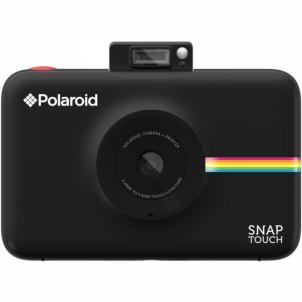 Skaitmeninis fotoaparatas Snap Touch Black Skaitmeniniai fotoaparatai