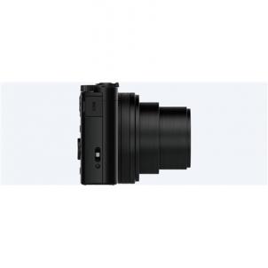 "Skaitmeninis fotoaparatas Sony DSC WX500B Compact camera, 18.2 MP, Optical zoom 30 x, Digital zoom 120 x, Image stabilizer, ISO 12800, Display diagonal 3 "", Wi-Fi, Focus 0.05m - ∞, Video recording, Lithium-ion, Black Digitālās fotokameras"