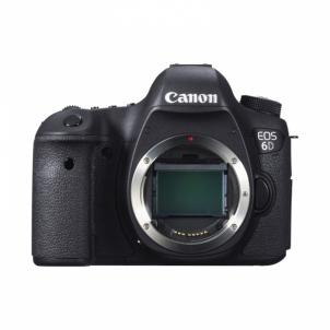 Skaitmeninis veidrodinis fotoaparatas EOS 6D Body Skaitmeniniai veidrodiniai fotoaparatai