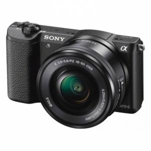 Skaitmeninis veidrodinis fotoaparatas ILCE-5100LB Digital slr cameras